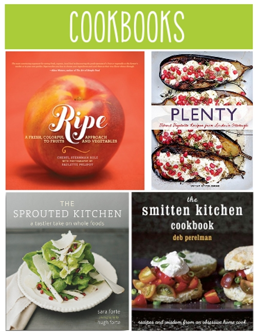 Great cookbooks to give (or get!)